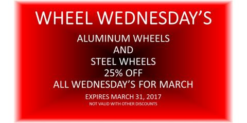 Bessler's Wheel Wednesday, Hebron, Kentucky