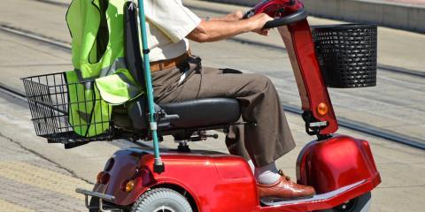 Top 3 Mobility Vehicles for Senior Drivers, Palmer, Alaska