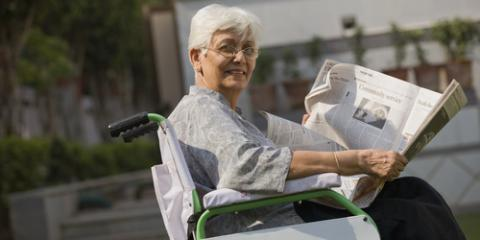 3 Signs You Should Consider a Wheelchair, Washington, Missouri
