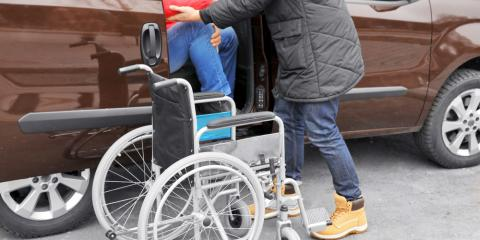 Visiting Alaska? Rent Your Wheelchair-Accessible Vehicle or Scooter from Alaska Mobility, Palmer, Alaska