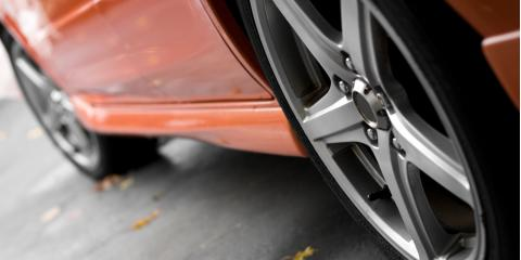 How Do Wheels & Tires Affect Fuel Efficiency?, Livonia, New York