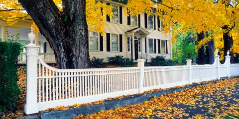 3 Reasons to Install a Fence Before Winter Hits, Islip, New York