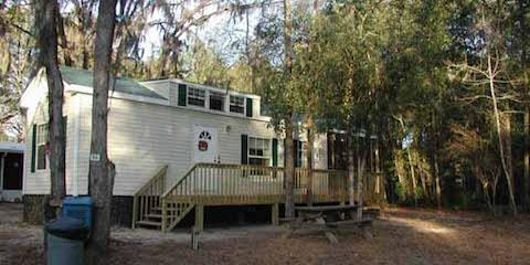 White Springs Hamilton Enjoy A Fun Filled Vacation At Kelly039s RV Mobile Home