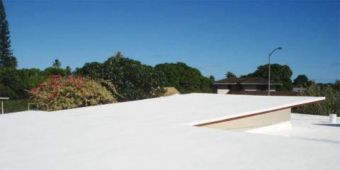 How Does a Roof Coating Extend the Life of Your Roof in Hawaii?, Honolulu, Hawaii