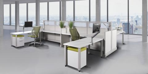Extra Office Interiors: On The Green Furniture Forefront, Rahway, New Jersey