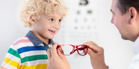 5 Signs Your Child Needs Eyeglasses, Whitefish, Montana