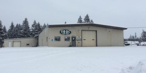 OHS' Body Shop, Auto Body, Services, Whitefish, Montana