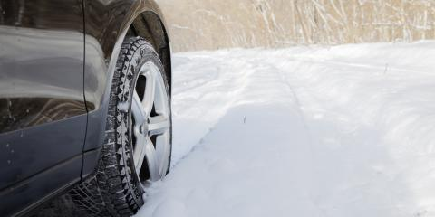 Wholesale Auto Parts Store Lists 3 Reasons to Get Snow Tires This Winter, Anchorage, Alaska