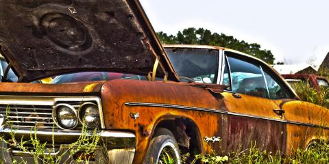 5 Reasons to Sell Your Junk Car, Barkhamsted, Connecticut