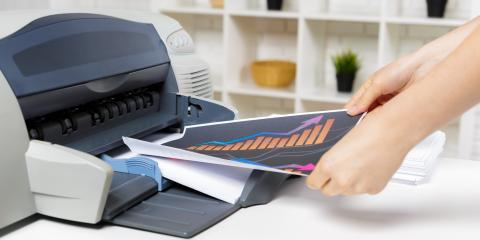 4 Benefits of Multifunction Printers in Offices, Jessup, Maryland
