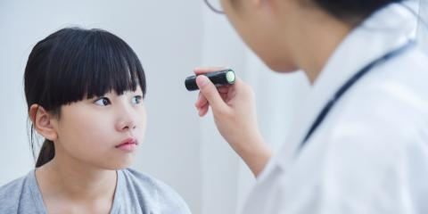 The Importance of Eye Exams for Children, Middletown, Ohio