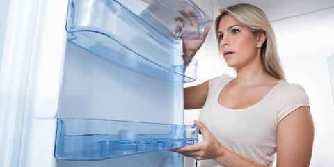 Refrigerator Repair: Why Isn't Your Fridge Cold Enough?, Elyria, Ohio