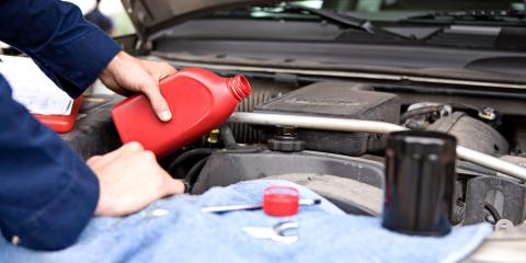 Why Regular Oil Changes Are Critical , Anchorage, Alaska