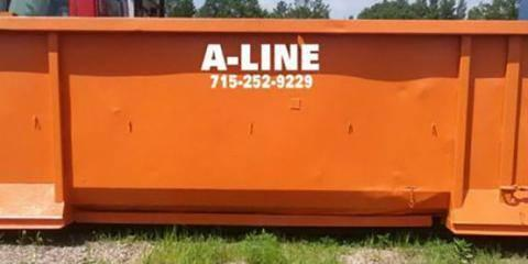 Is a Permit Required for Residential Dumpster Rentals? , Wisconsin Rapids, Wisconsin