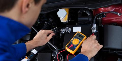 Auto Repair Experts Share 3 Signs of a Failing Car Battery, Holmen, Wisconsin