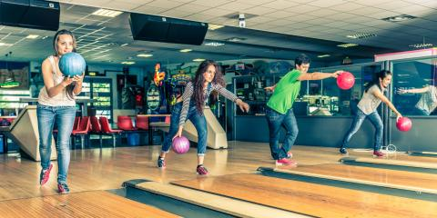 Top 3 Reasons to Join a Bowling League, Shelby, Wisconsin