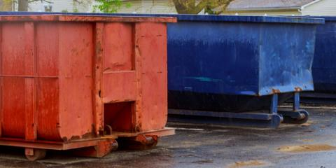 Top 3 Projects That Will Benefit From a Dumpster Rental, Wisconsin Rapids, Wisconsin