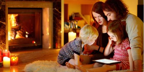 Home for the Holidays? Enjoy Wi-Fi on Your Tablet or Phone!, Ridgeway, South Carolina