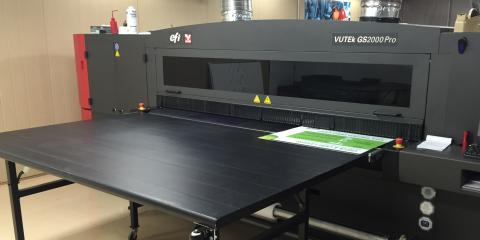 SpringDot® Features Exceptional Wide-Format Printing Services, Cincinnati, Ohio