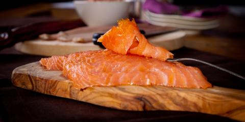 3 Healthy Reasons to Eat More Wild Alaskan Smoked Salmon, Anchorage, Alaska