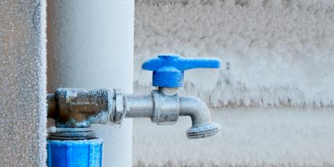 Avoid Frozen Pipes With This Advice From Kalispell's Top Plumber, Forest Hill Village, Montana