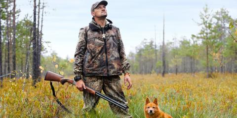 4 Benefits of Hunting, Camden, Arkansas