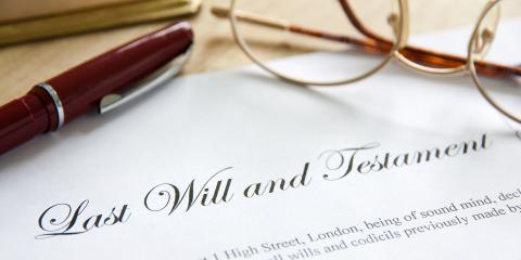 What's the Difference Between a Trust & a Will?, Rochester, New York