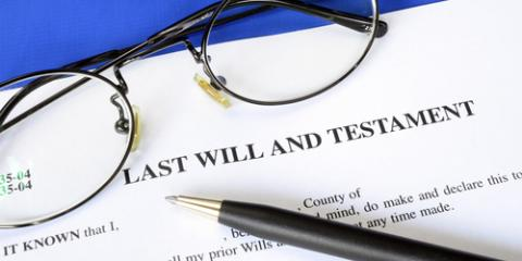 3 Crucial Reasons to Establish a Will, From Rochester's Leading Attorney , Brighton, New York
