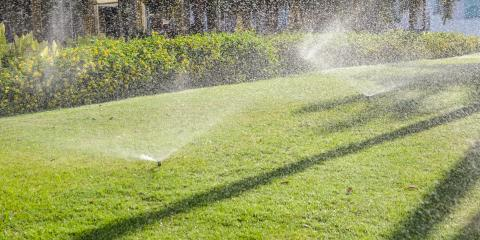 5 Benefits of Installing an Irrigation System, ,