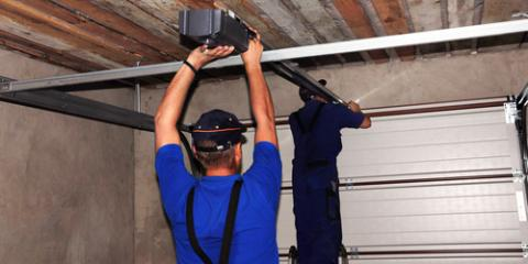 4 Common Questions About Garage Door Repair, Williamsport, Pennsylvania