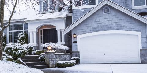 3 Reasons Your Garage Doors Stop Working In Winter, Williamsport, Pennsylvania