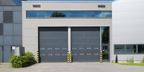 4 Types of Commercial Overhead Doors, Williamsport, Pennsylvania
