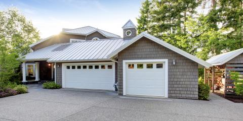 3 Garage Doors Styles to Boost Your Home's Curb Appeal, Williamsport, Pennsylvania