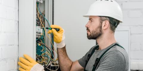 4 Signs It's Time to Call an Electrician, Willington, Connecticut