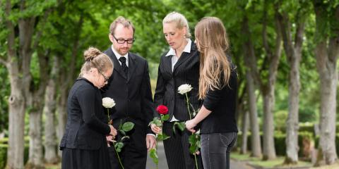 Why Mourners Wear Black to Funeral Services, Willow Springs, Missouri