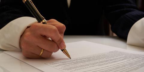 4 FAQ on Wills & Probate, Charles City, Iowa
