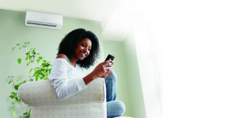 Top 3 Benefits of Mitsubishi Electric® Wireless Controls, Wilmington, Delaware
