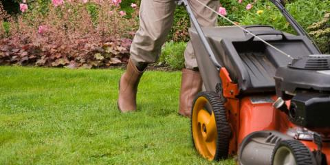 Essential Lawn & Garden Equipment: Know Before You Mow, Lexington-Fayette Central, Kentucky