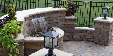 4 Reasons to Add Water Features to Landscapes, Hamilton, Ohio