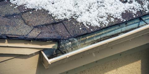 4 Ways Hail Can Damage Your Roof, Twin Lakes, Colorado