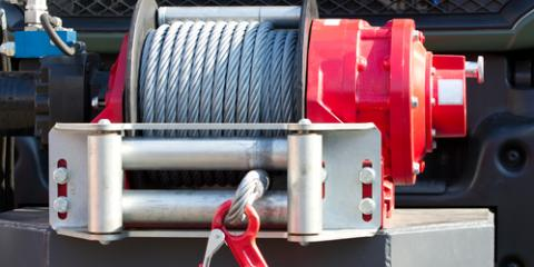 What's a Winch & Why Is Maintenance Crucial?, De Kalb, Texas