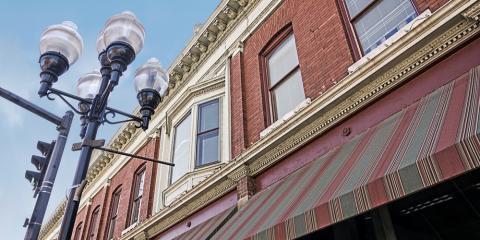 5 Awning Options For Your Business, Winchester, Kentucky