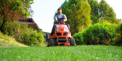 3 Major Advantages of Using a Riding Mower, Winder, Georgia