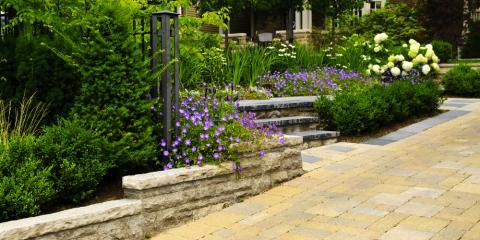 5 Excellent Ways to Use Concrete Pavers, Windham, Connecticut