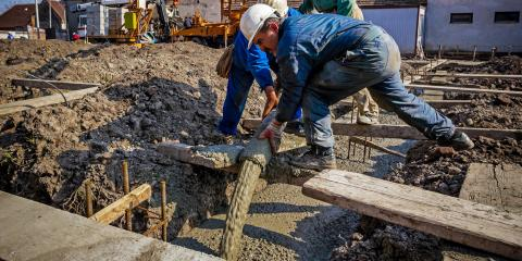 4 Tips for Selecting a Concrete Supplier, Windham, Connecticut