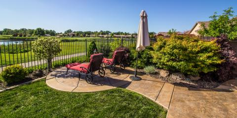 3 Ways to Beautify a Concrete Surface, Windham, Connecticut