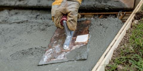 5 Design Ideas for Stamped Concrete, Windham, Connecticut