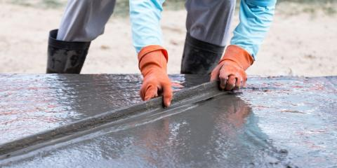 How to Avoid Common Concrete Problems This Summer, Windham, Connecticut