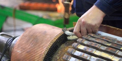 3 Advantages of Motor Winding Services, Covington, Kentucky