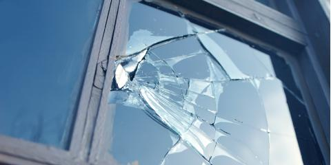 3 Steps to Take When Your Window Shatters, Florence, Kentucky